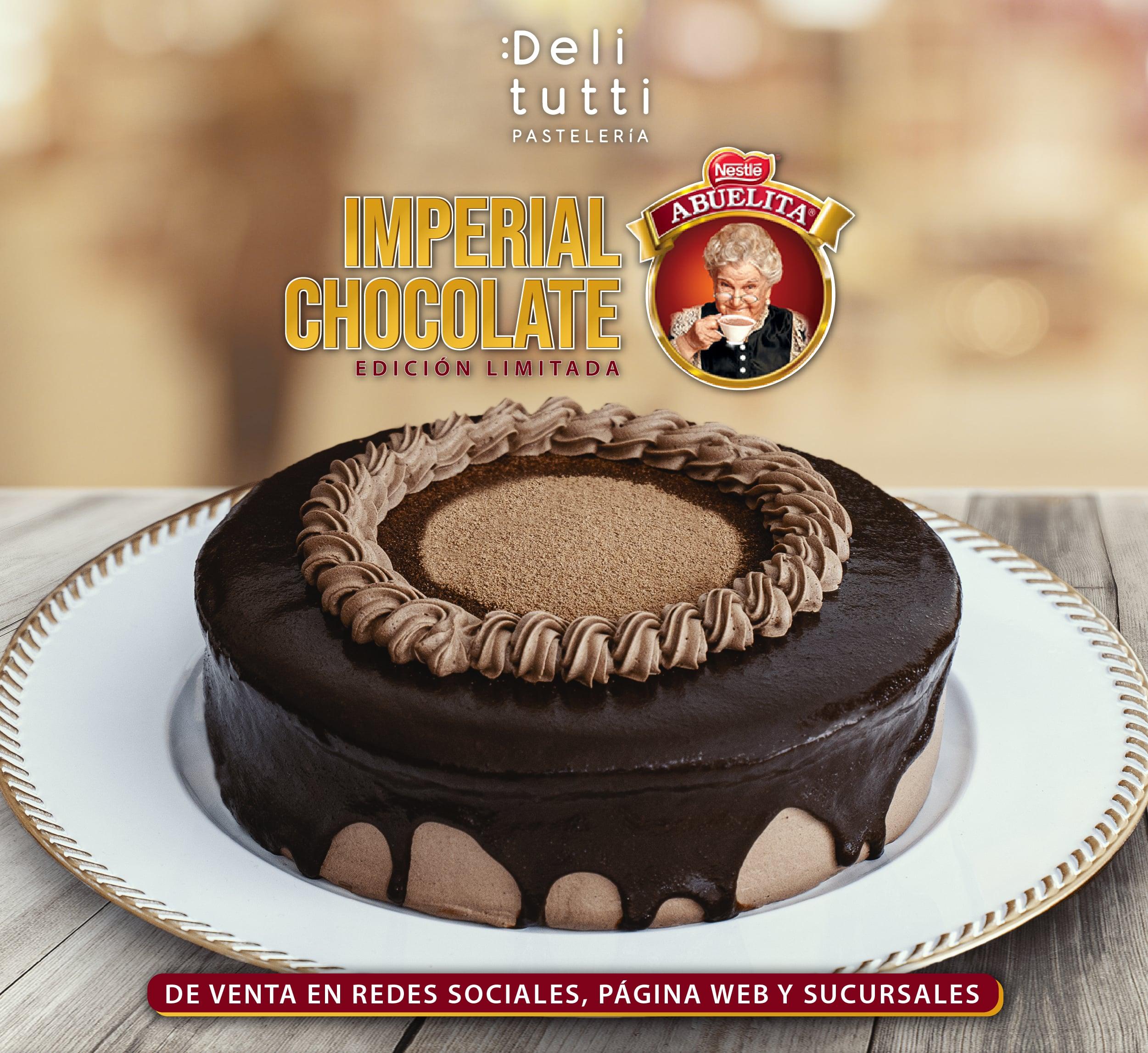 Pastel Chocolate Abuelita