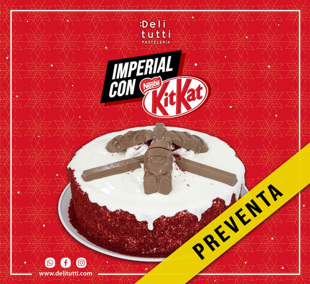 Pastel Imperial KitKat